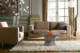 Rugs In Living Rooms Furniture Floors And Rugs Furry Brown Shaggy Rugs For