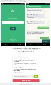 android building group chat app using sockets part  android building chat app like whatsapp