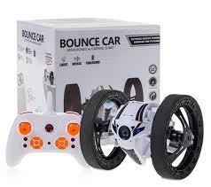 <b>Радиоуправляемый робот</b>-дрон Bounce Car