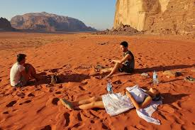 Image result for wadi rum desert