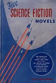 Five Science Fiction Novels - Wikipedia