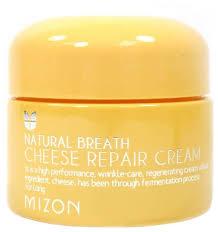 Mizon <b>Natural</b> Breath Cheese repair cream <b>Крем для лица</b> сы ...