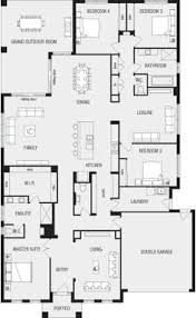 Single Story    Mantra  New Home Floor Plans  Interactive House    Lincoln  New Home Floor Plans  Interactive House Plans   Metricon Homes   Queensland