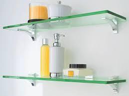 bathroom racks