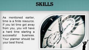 some important skills every entrepreneur should have some important skills every entrepreneur should have