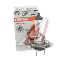64210 <b>Лампа 12V H7</b> 55W PX26d <b>OSRAM</b> - 64210 O-64210 АКГ 12 ...