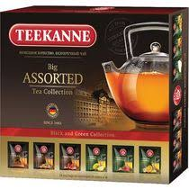 <b>Набор</b> чая черного и <b>зеленого</b> Teekanne Big <b>Assorted</b> Tea ...