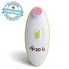 ZoLi BUZZ B | Electric Baby Nail Trimmer, Baby Nail ... - Amazon.com