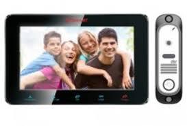 <b>Комплект</b> цветного видеодомофона <b>TOR</b>-<b>NET TR</b>-<b>29M B</b>/<b>414Si</b>