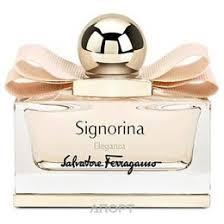 Парфюм <b>Salvatore Ferragamo Signorina</b> Eleganza EDP, цены в ...