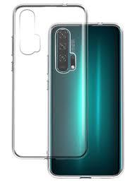 Ультратонкий силиконовый <b>чехол</b> для <b>Huawei</b> Honor 20 ...