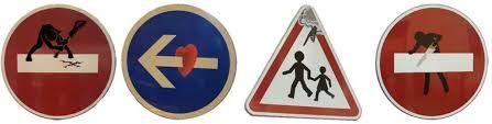 La signalisation standard et sur mesure