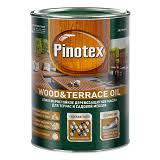 Pinotex Wood&Terrace <b>Oil</b> | Pinotex