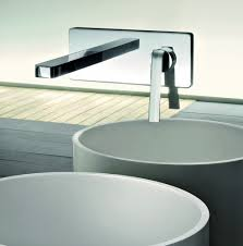 kitchen faucets wall mount: modern handle kitchen sink with appealing wall mounted