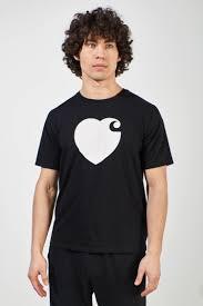 <b>Футболка CARHARTT</b> WIP W' <b>S</b>/<b>S</b> Hartt T-Shirt, чёрный купить по ...