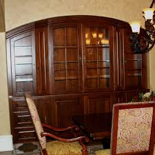 dining room corner cabinets design