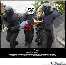 RMX] Nice Try by zombaids - Meme Center via Relatably.com