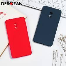 DEROZAN <b>Phone Case For Meizu</b> 15 Lite Case Meizu M15 Soft ...