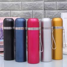 China <b>500ml High Quality Stainless</b> Steel Bullet Vacuum Cup ...