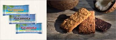 <b>Grain</b>-<b>Free Granola Bars</b> - Coconut Secret