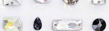 Пришивные (нашивные) кристаллы <b>SWAROVSKI</b> ELEMENTS ...