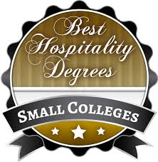most affordable small colleges for hospitality administration click here for high resolution badge