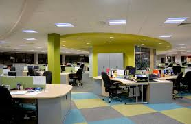 there are various ways to titivate the office interiors one of the more popular ones for the office floors is the gum spotted timber flooring or wood innovative office ideas