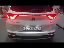 Задняя светодиодная <b>вставка</b> фонарь для Kia Sportage '16-, <b>LED</b> ...