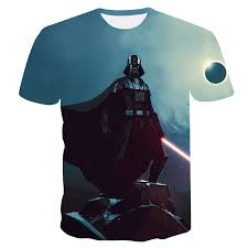 New <b>Fashion starwars</b> tshirt <b>Men Women</b> T shirt 3D Print <b>Star Wars</b> ...