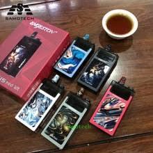 100w box electronic cigarette box mod <b>kit</b> 2500mah built in battery 2 ...