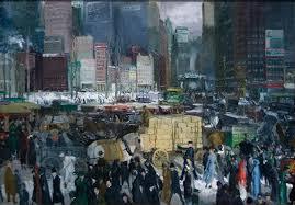Resultado de imagen de george wesley bellows nueva york