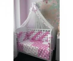 <b>Комплект в кроватку Сдобина</b> Арт.125 7 предметов розовый ...