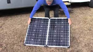 What are the Best <b>Portable Solar Panels</b> for 2020? - Camp Addict