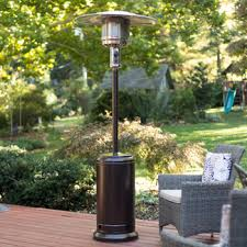 stand patio heater