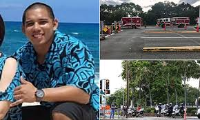 First Pearl Harbor shooting victim is pictured as gunman is named ...