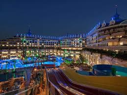 <b>Crystal Sunset Luxury Resort</b> & Spa in Manavgat - Room Deals ...