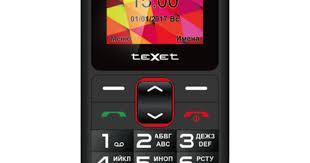 <b>Сотовый телефон teXet TM-B217</b> - описание, отзывы, фото ...
