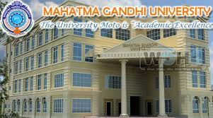MG University Degree 1st Year Sem 1 Results 2016