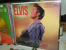 """ELVIS """"<b>ELVIS PRESLEY</b>"""" RED COLORED VINYL LP SEALED! <b>180</b> ..."""