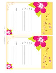 luau birthday party invitation templates hawaiian birthday invitations template · luau party invitation templates · printable luau birthday party invitations