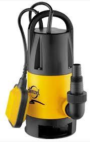 <b>Насос DENZEL DP900</b>, <b>дренажный</b>, для грязной воды, 14000л/ч ...