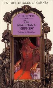 Image result for the magician's nephew