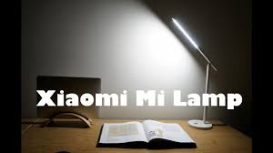 Xiaomi's <b>Mi</b> Smart <b>LED Desk</b> Lamp Review - YouTube