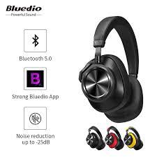 Online Shop Original <b>Bluedio T6 Active Noise</b> Cancelling ...