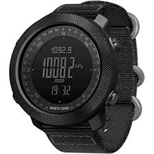 Buy <b>NORTH EDGE Apache</b> Men's Outdoor Sport Digital Wrist Watch ...