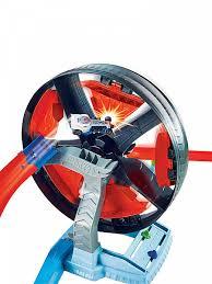 Игровой <b>набор Hot Wheels</b> GJM77 Круговое противостояние ...