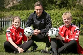 abergele teenagers aiming to kick start careers in football abergele teenagers aiming to kick start careers in football
