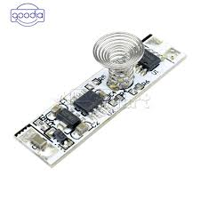 【Fast/COD】   1Pc 3A <b>9V</b>-<b>24V 30W Touch Switch</b> Capacitive ...