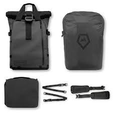 <b>WANDRD PRVKE 21</b> Backpack Photography Bundle - Black | Wex ...