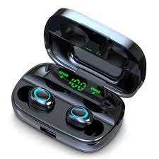 S11 – <b>TWS Bluetooth 5.0</b> Wireless Earbuds Hands-free ...